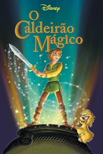 O Caldeirão Mágico - Poster