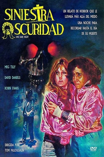 Poster of Siniestra Oscuridad