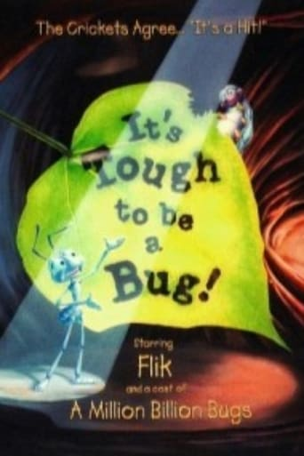 Poster of It's Tough to Be a Bug