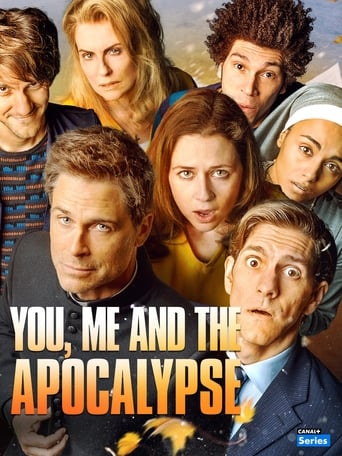 Poster of Tú, yo y el apocalipsis