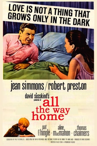 Poster of All the Way Home