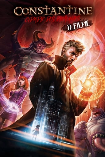 Constantine: Cidade de Demônios Torrent (2018) Dual Áudio / Dublado 5.1 BluRay 720p | 1080p – Download