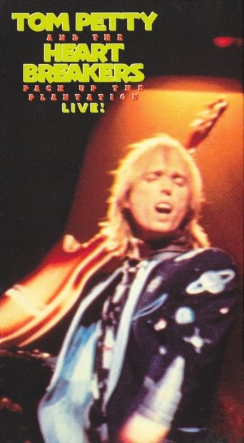 Poster of Tom Petty and the Heartbreakers: Pack Up the Plantation - Live!