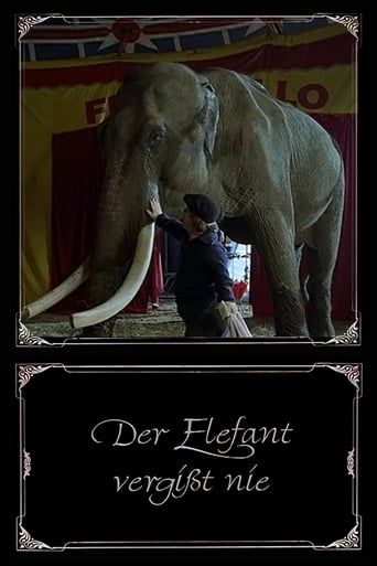 Poster of The Elephant Never Forgets