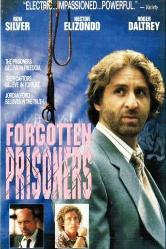 Poster of Forgotten Prisoners: The Amnesty Files
