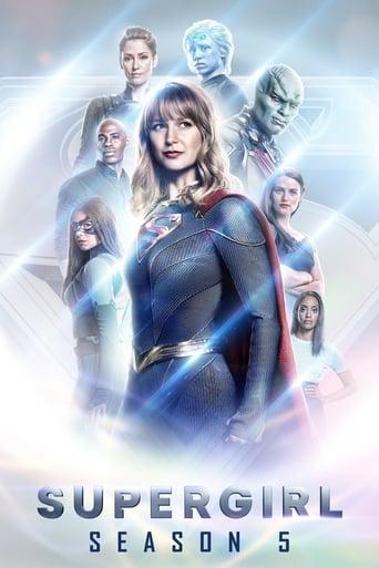 Supergirl 5ª Temporada - Poster