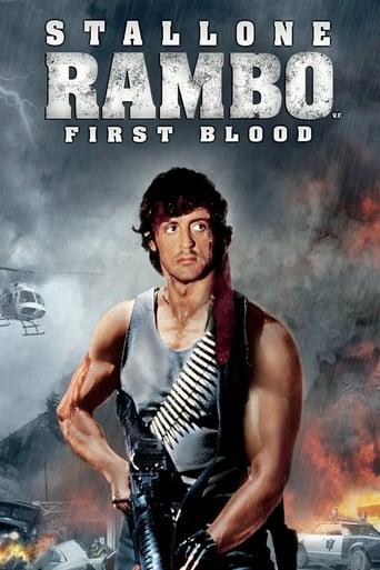 Rembo: Pirmasis kraujas / Rambo: First Blood (1982)