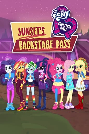 My Little Pony: Equestria Girls - Sunset's Backstage Pass image