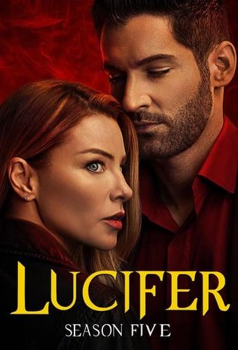 Lúcifer 5ª Temporada - Poster