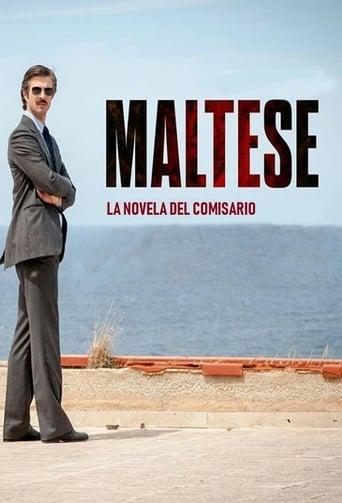 Poster of Maltese - Il Romanzo del Commissario