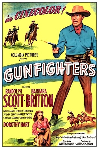 Poster of Gunfighters