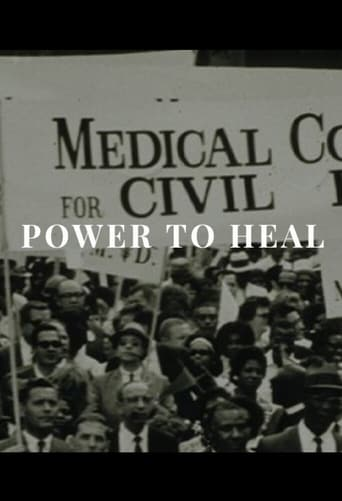 Poster of Power to Heal: Medicare and the Civil Rights Revolution