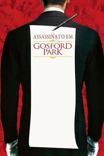 Assassinato em Gosford Park - Poster