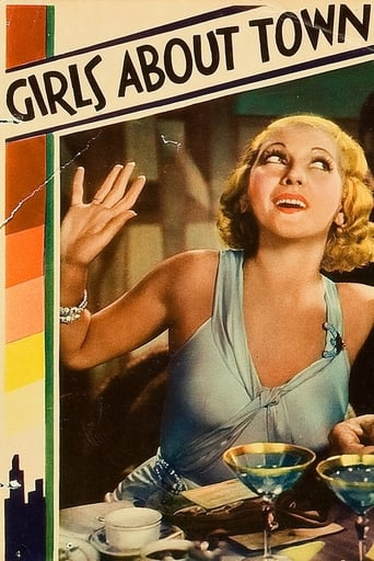 Poster of Girls About Town