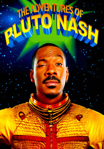 Poster of The Adventures of Pluto Nash