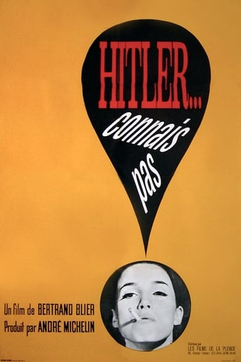 Poster of Hitler - Never Heard of Him