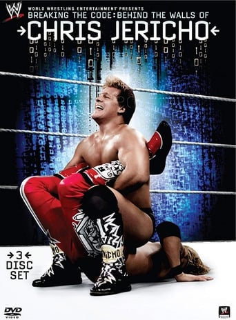 Poster of Breaking the Code: Behind the Walls of Chris Jericho