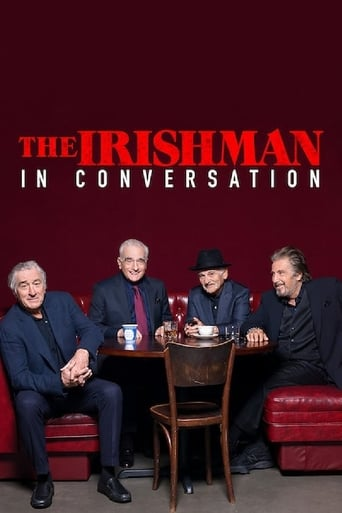 The Irishman: Söyleşi