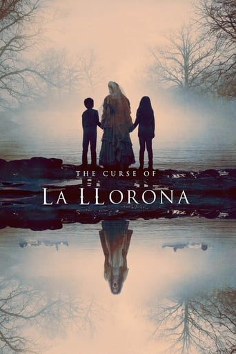 Poster of The Curse of La Llorona