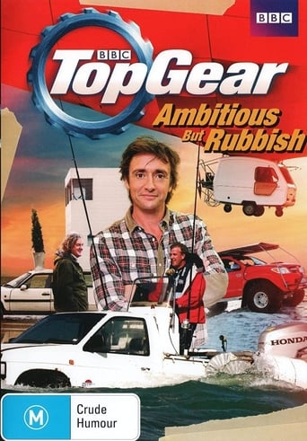 Poster of Top Gear: Ambitious But Rubbish