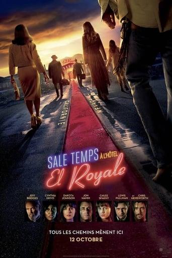 Poster of Sale temps à l'hôtel El Royale