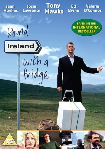 Poster of Round Ireland with a Fridge