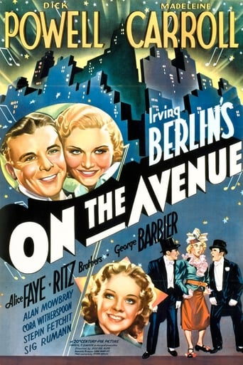 Poster of On the Avenue