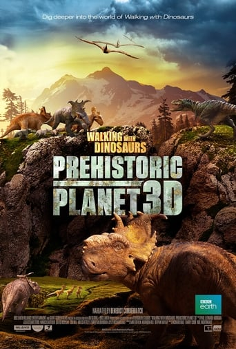 voir film Sur la terre des dinosaures, le film 3D  (Walking With Dinosaurs 3D) streaming vf