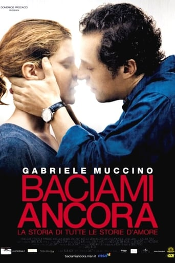 Poster of Baciami ancora