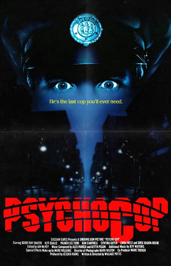 Poster of Psycho Cop