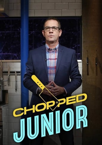 Chopped Junior poster