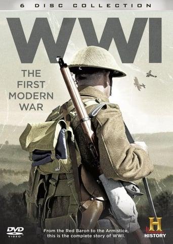 WWI: The First Modern War poster
