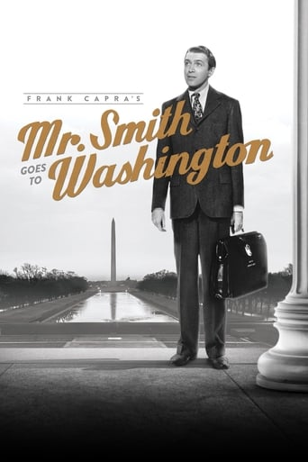Mr. Smith Goes to Washington (1939) - poster