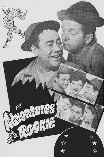 Poster of The Adventures of a Rookie
