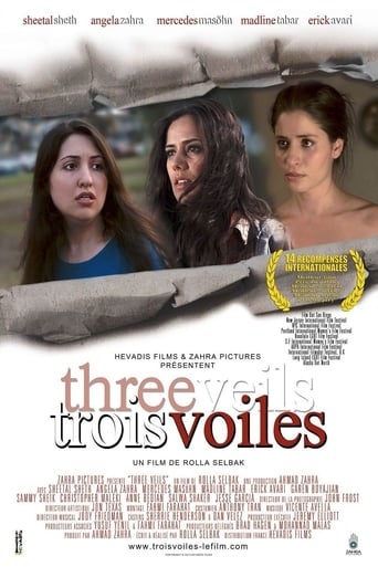 Poster of Trois voiles