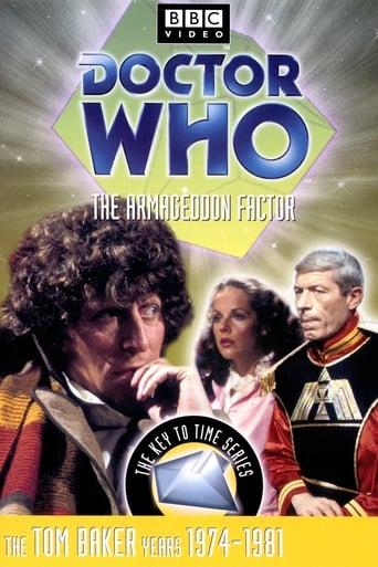 Poster of Doctor Who: The Armageddon Factor fragman
