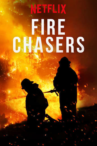 Fire Chasers 1ª Temporada - Poster