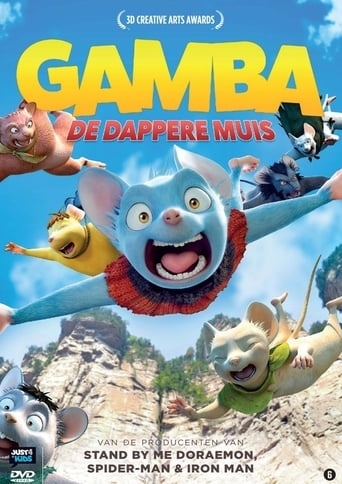 Poster of Gamba