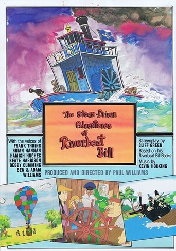 Ver The Steam-Driven Adventures of Riverboat Bill pelicula online