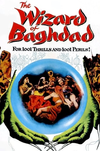 Poster of The Wizard of Baghdad