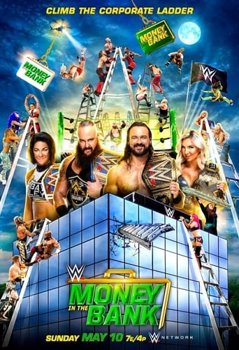Poster of WWE Money in the Bank 2020