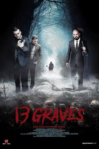 13 Graves Poster
