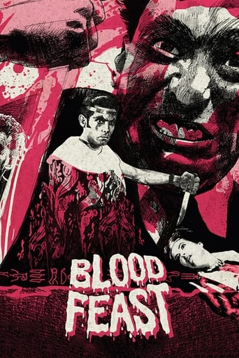 Blood Feast (1963) - poster