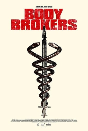 Body Brokers Poster