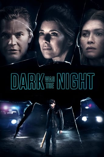 Poster of Dark Was the Night