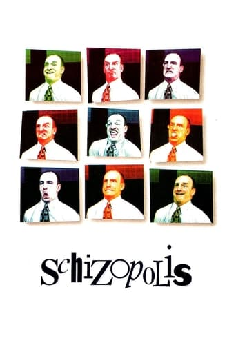 Poster of Schizopolis