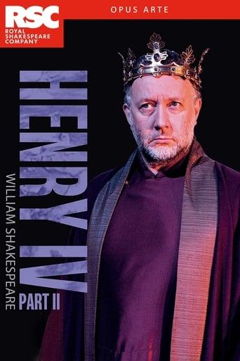 Poster of RSC Live: Henry IV Part 2