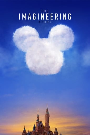 Capitulos de: The Imagineering Story