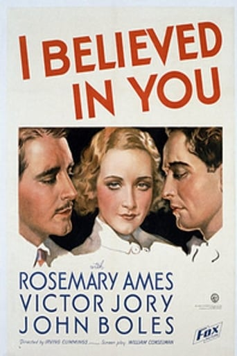 Poster of I Believed in You