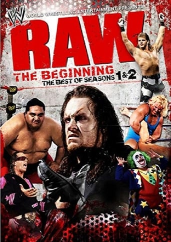 WWE: RAW The Beginning - The Best Of Seasons 1 & 2 poster